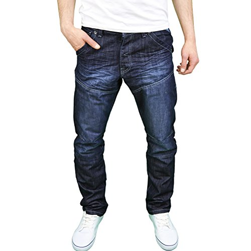 enzo-ez-mens-designer-regular-fit-straight-leg-denim-jeans-34w-x-32l-darkwash