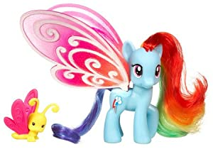 My Little Pony Friendship Is Magic - Glimmer Wings - Rainbow Dash