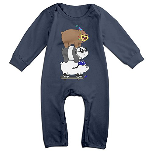we-bare-bears-cute-cartoon-romper-baby-onesie-bodysuits