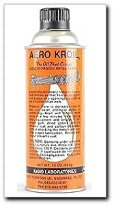 Kano Aerokroil Penetrating Oil, 10 oz. aerosol (AEROKROIL)