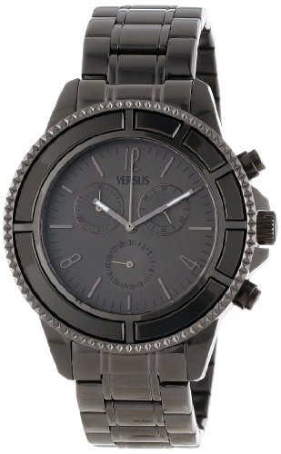 "Versus by Versace Men's SGN040013 ""Tokyo"" Stainless Steel Watch image"
