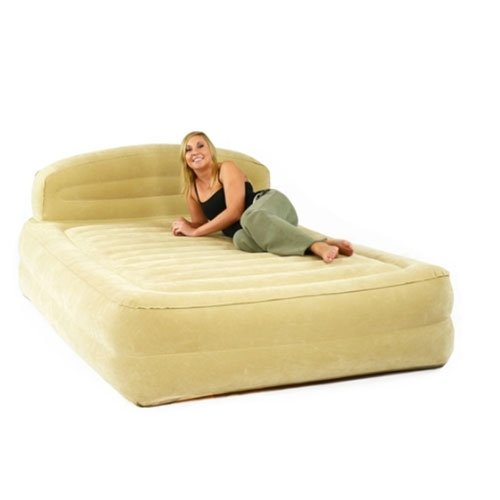 Smart-Air-Beds-Queen-Sized-Premium-Raised-Air-Bed-with-Ultra-Flocking-and-Headboard