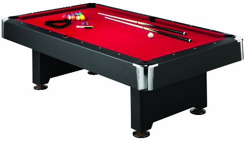 Mizerak P5223W1 Donovon II 8-Foot Slate Billiard Table