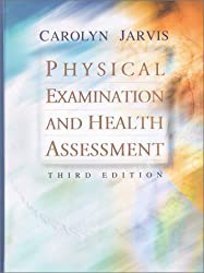 Physical Exam Health Assessment by Jarvis PhD APN