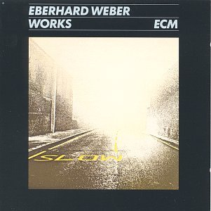 Works by Eberhard Weber