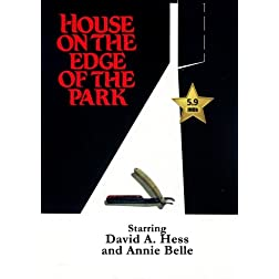 House On The Edge Of The Park [ VHS Retro Style ] 1980