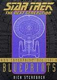 BLUEPRINTS: STAR TREK: NEXT GENERATION NCC-1701-D
