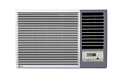LG LWA5CS5A L-Crescent Plus Window AC (1.5 Ton, 5 Star Rating, White)