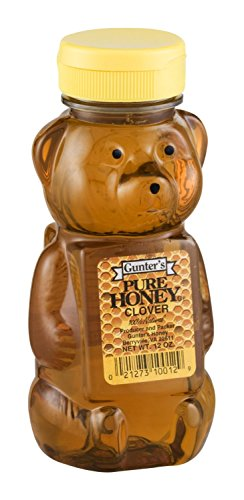 Gunter's Clover Honey Bears, 12 Oz