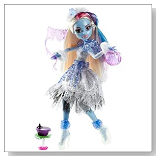 Monster High Ghouls Rule Abbey Bominable