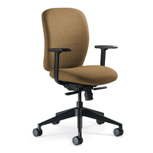 Steelcase Jack Fabric Chair, Camel