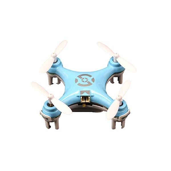 Cheerson-Cx-10-Mini-24g-4ch-6-Axis-LED-Rc-Quadcopter-Airplane-Blue
