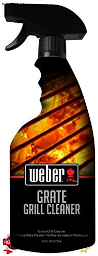 Awardwiki weber grill cleaner spray professional strength degreaser non toxic 16 oz cleanser Weber exterior grill cleaner
