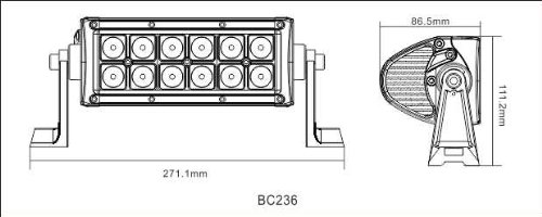 298737 50 Curved 288 Watt Led Light Bar Wire Harness furthermore Aor 30cs W3 additionally Product detail besides Jeep Light Bar Wiring Diagram Html as well 2016 Ford F 350 Off Road Lights. on wiring harness for cree led light bar