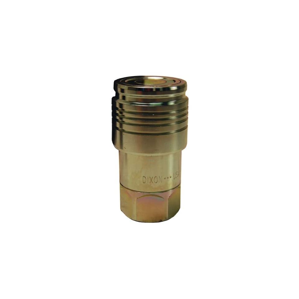 Flush Face Hydraulic Quick   Connect Ftp Coupler   4HTF6