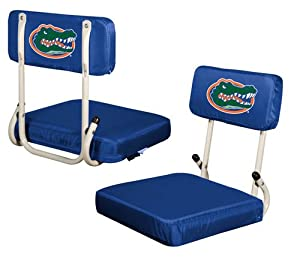 NCAA Florida Gators Hardback Stadium Seat by Logo