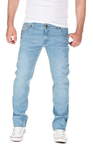 WOTEGA Jeans Travis, slim fit, uomo, blue denim (411), W31/L34