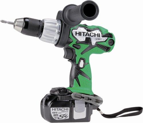 Hitachi DV18DL 18-volt Lithium-Ion 1/2-inch Cordless Hammer Drill