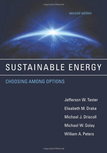 Sustainable Energy: Choosing Among Options
