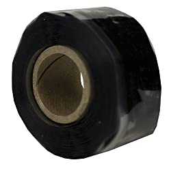 "RESCUE TAPE Self-Fusing Silicone Tape (1"", Black)"
