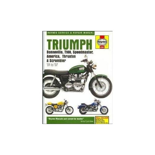2018 Triumph Tt600 Service Manual