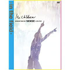 Mr.Children STADIUM TOUR 2011 SENSE -in the field- [DVD]