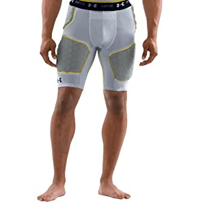 Under Armour Mens MPZ® 5 Pad Armour® Girdle by Under Armour