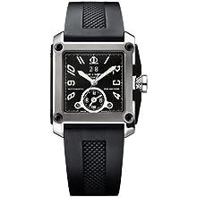 Baume Mercier Men s 8749 Hampton Square Titanium Watch