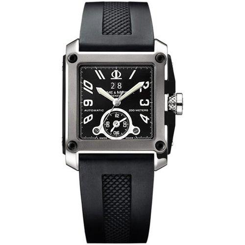 Baume & Mercier Men's 8749 Hampton Square Titanium Watch