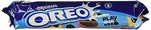 Oreo Cookies RollPack Vanilla 154 g (Pack of 16)