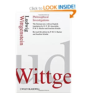 Philosophical Investigations download
