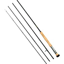 Temple Fork Pro Special Lefty Kreh 8 WT 9FT 4 Piece Fly Rod