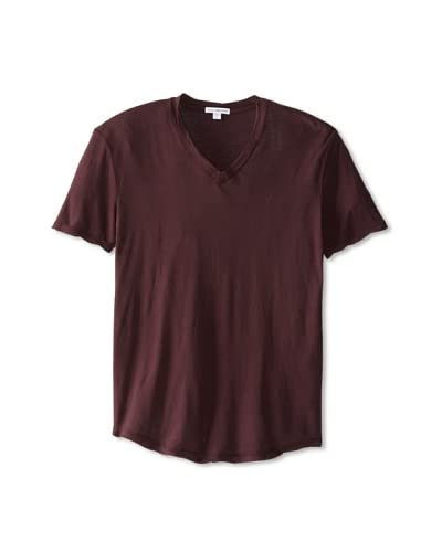James Perse Men's Clear Jersey V-Neck