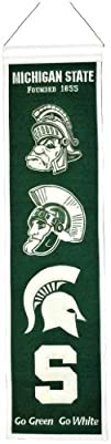 NCAA Michigan State Spartans Heritage…