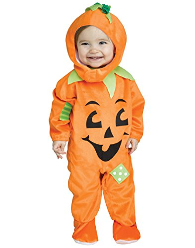 Fun World Pumpkin Patch Baby Infant Costume