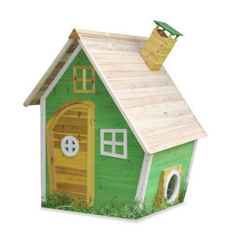 Kinderspielhaus NELE – Spielhaus aus Holz jetzt bestellen