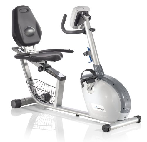 Nautilus  Recumbent Exercise Bike - R514