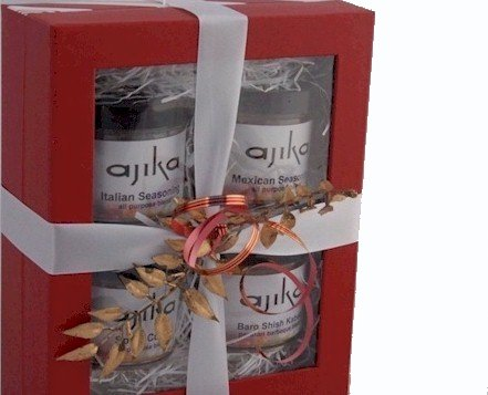 Middle Eastern Spices Holiday Gift Set - Perfect