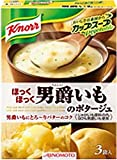 味の素 クノール カップスープ 男爵いものポタージュ(17.9g×3袋)×10箱入