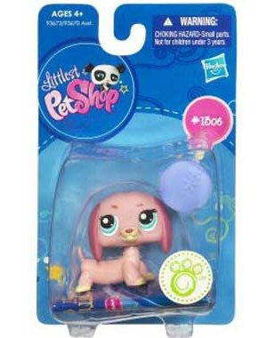 Buy Low Price Hasbro Littlest Pet Shop Get The Pets Single Figure Dachshund (B00359TQK8)