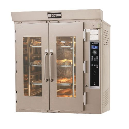 Liquid Propane And 120V Doyon Ja8G Jet Air Single Deck Gas Convection Oven ? 65,000 Btu