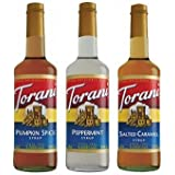 Torani Winter 3 Pack