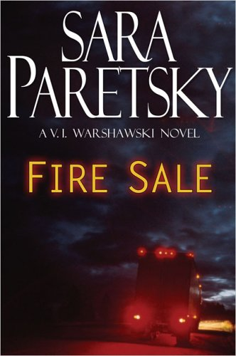 Fire Sale (V.I. Warshawski Novels), Sara Paretsky