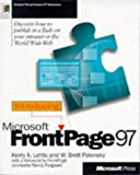 img - for Introducing Microsoft FrontPage 97 book / textbook / text book