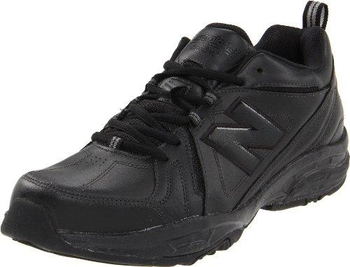 New Balance Men'S Mx608V3 Cross-Training Shoe,Black,15 D Us