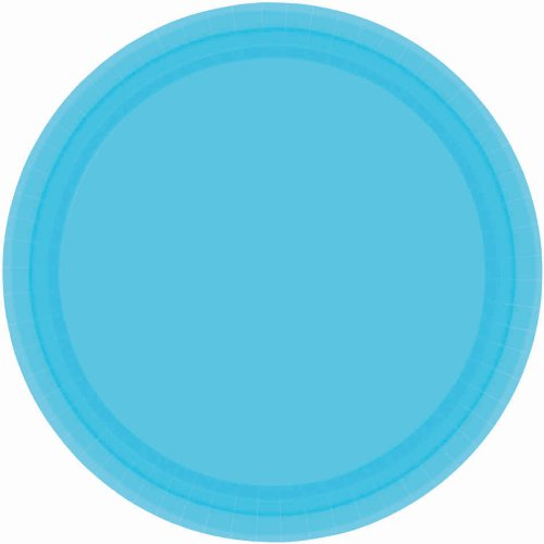 Caribbean Paper Dessert Plates (20ct)