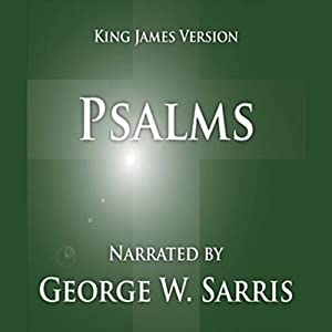 The Holy Bible - KJV: Psalms Audiobook