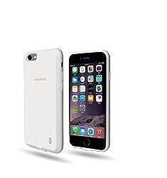 Romoss® Encase Premium Charging Case 2800mAh for iPhone 6+/6S+ , 6 Plus , 6S Plus (White)