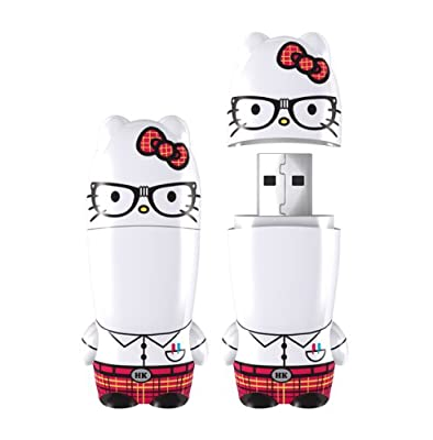 Mimobot Hello Kitty Nerd 4GB USB Flash Drive from Mimobot