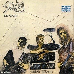 Soda Stereo - Ruido Blanco (Digipack) - Zortam Music